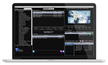Mac OS software for video streaming