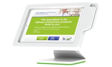 ASP.NET MVC based self-ordering system for pharmacies