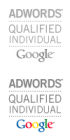 Our Company received an AdWords Qualified Individual status